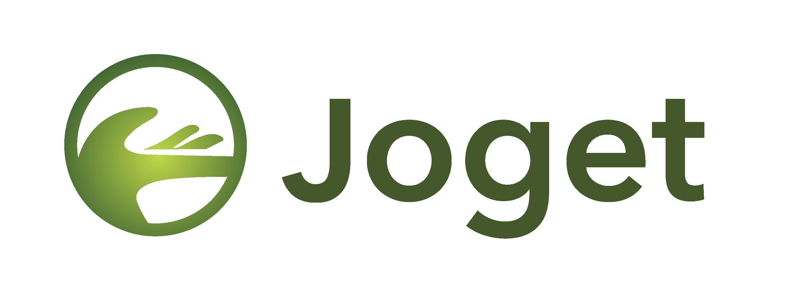 Joget logo